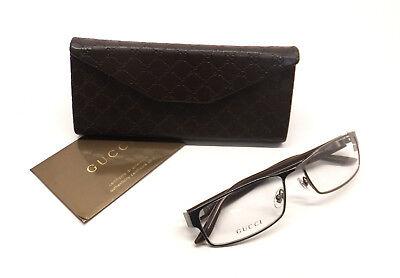 AUTHENTIC! Gucci GG 2231 CTZ Men Women Eyewear Optical Frame DEMO Lenses X2/16