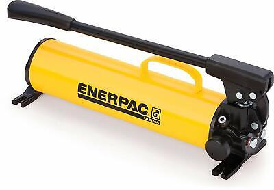 Enerpac P80 Two Speed Ultima Steel Hydraulic Hand Pump