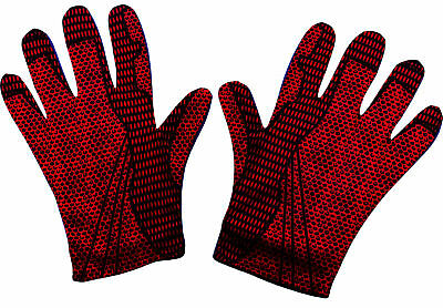 Amazing Spider-Man 2 Child Costume Gloves Halloween Spider - Amazing Spider Man Handschuhe