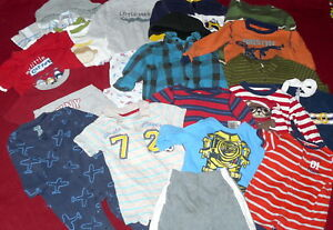 9 months - 3T Boys Clothing Lot 19 Pieces