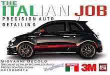 The Italian Job - Precision Auto Detailing Albany Creek Brisbane North East Preview