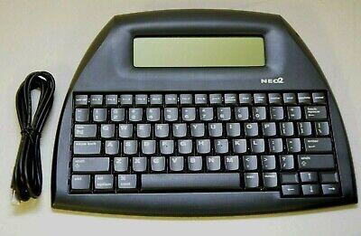 Neo 2 Alphasmart Word Processor Keyboard By Renaissance Learning