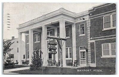 For sale 1929 White Pine Inn, Bayport, MN Postcard