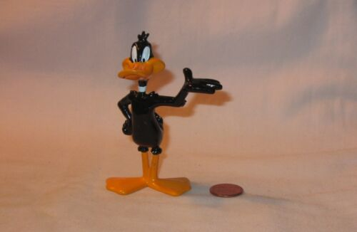 1994 Warner Bros Store Exclusive Looney Tunes Classic Daffy Duck PVC Figure