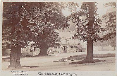 SOUTHAMPTON ( Hampshire) : The Cowherds RP-COSSER