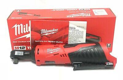 Milwaukee 2457-20 M12 12V 3/8-Inch Ratchet - Bare Tool