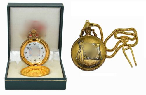 CSA South Pocket Watch - US Military - Confederate Watch - Confederate States