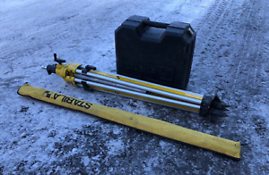 Contractor Downsizing! Stabila Site Laser Level