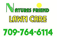 LAWN CARE SERVICES AVAILABLE!!
