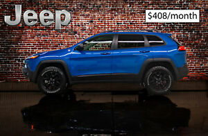 2018 Jeep Cherokee 4x4 Trailhawk Leather Roof Nav