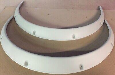 UNIVERSAL Fender Flares Wheel arches SET (75mm wide. 2 piece). Primed