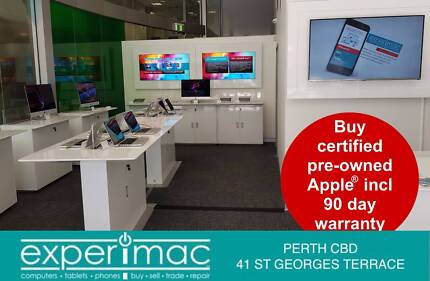 Experimac.. Your local Apple® experts for sales and repairs