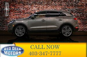 2016 Lincoln MKC AWD Reserve Leather Roof Nav
