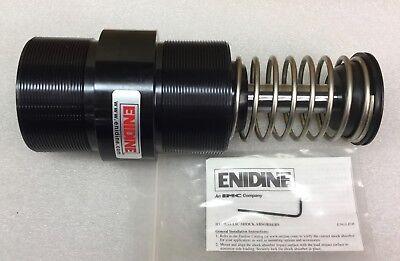 Enidine Oem-3.0mx2 Adjustable Shock Absorber 40mm Bore 2 Stroke New In Box