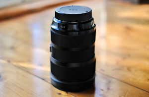 sigma 24-35mm lens for Canon EF mount