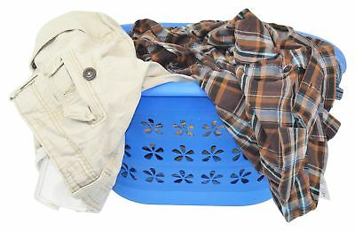 Space Saving Pop Up Collapsible Laundry Hamper Basket Bin Ho