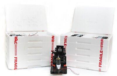 Maxon Motor 352102 Gear Reduction Encoder 1281 Gearhead 1166705 New 5402