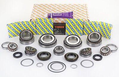 M32 gearbox Repair Rebuild Kit 9 Roulements 5 Joints de transmission