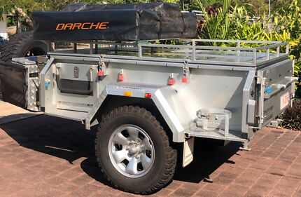 Challenge Luggage/Camper Trailer Woolner Darwin City Preview