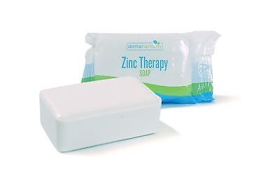 DermaHarmony 2% Pyrithione Zinc (ZnP) Bar Soap 4 oz - Crafted f... Free Shipping