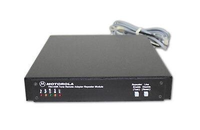 Motorola Tra100r Tone Remote Adapter Repeater Module Hln9121a