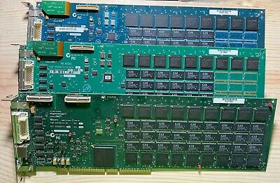 3 Digidesign Pro Tools HD CORE & HD ACCEL CARDS For PCI-X