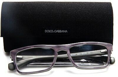 NEW D&G Dolce&Gabbana DG 3191 2804 Top Mimetic/Green Eyeglasses 52-18-140 B34mm