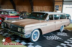 Buick Le Sabre Wagon '63 *Restaurationsobjekt*