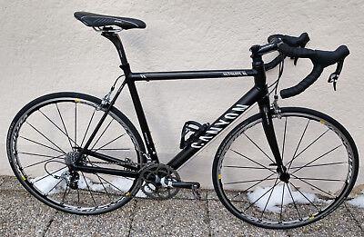 Canyon Ultimate AL 2012 SRAM Force Rennrad L RH 57cm 20G 11/28-50/34 Traum 56 58