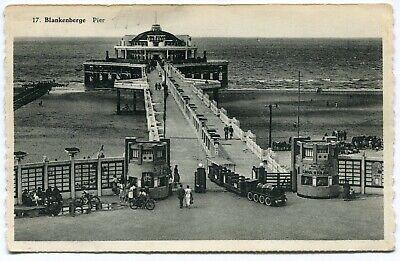 CPA - Carte Postale - Belgique - Blankenberge - Pier (B9220)