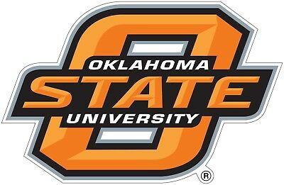 Oklahoma State OSU Cowboys Color Vinyl Decal Sticker - You Choose Size 2