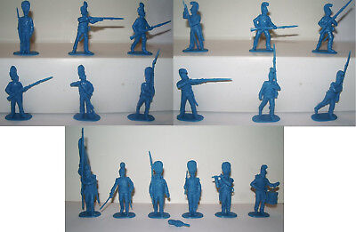 HaT Industrie Napoleonic Wurttemberg Infantry. 1/32 plastic toy soldiers (Hat Toy Soldiers)
