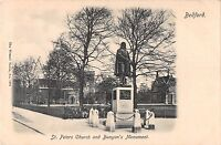 Br97413 The Wrench 1364 Bedford St Peters Church And Bunyan S Monument Uk -  - ebay.co.uk