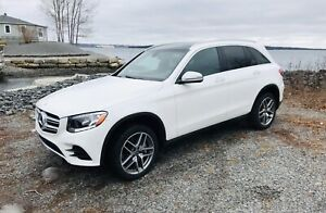2017 GLC300 4MATIC Mercedes Benz