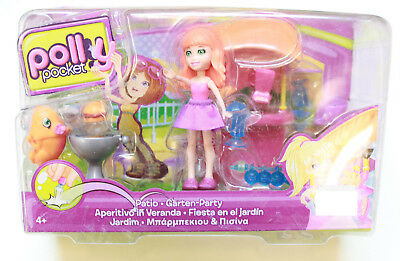 polly pocket Garten-Party