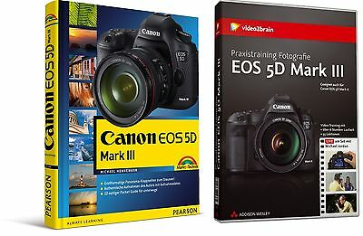 Canon EOS 5D Mark III, Buch M&T