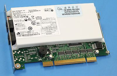MT5634ZPX-PCI-U-NV-V92  56K Data/Fax Modem no voice NEW USA stock