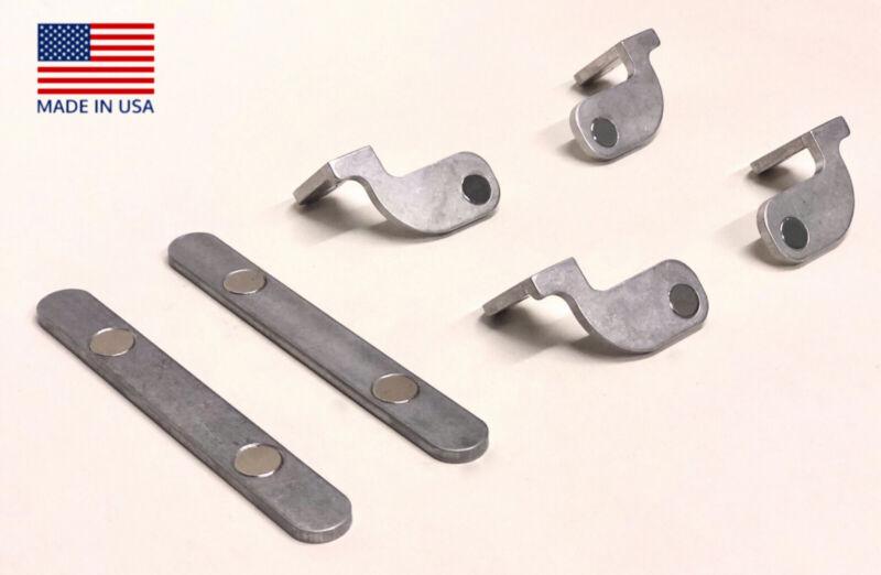 Magnetic Parallel Keepers, Milling Machine CNC Kurt Vise Bridgeport Haas Tooling