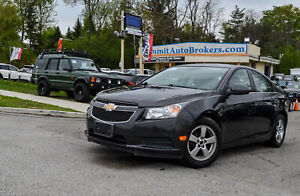 2014 Chevrolet Cruze 1LT | ONE OWNER | REMOTE START | BLUETOOTH