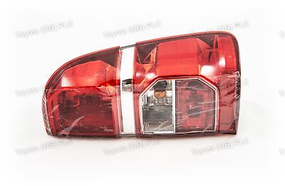Genuine Toyota Lamp Assy Rear Combination Hilux 08/11-Present - 815500K170