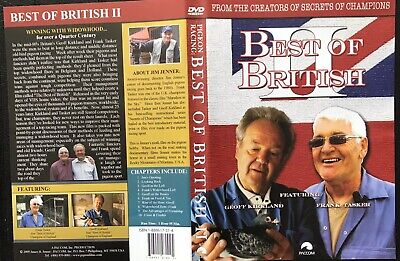 Best Of British 2 Racing Pigeon Dvd
