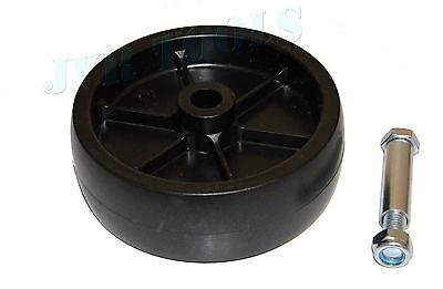 New Replacement 1200LBS Caster Wheel for Trailer Tongue Jacks W/ Bolt & Bushing -