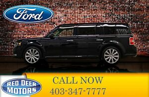 2017 Ford Flex AWD Limited Leather Roof Nav