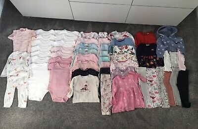 Baby Girl's Clothes Bundle 12 - 18 Months
