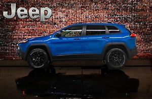 2018 Jeep Cherokee 4x4 Trailhawk Plus Leather Roof Nav