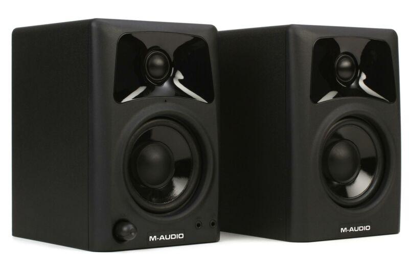 M-Audio AV32 3 inch Powered Studio Monitors