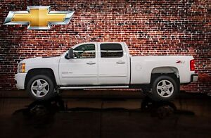 2014 Chevrolet SILVERADO 2500HD 4x4 Crew Cab LTZ Leather Roof Na