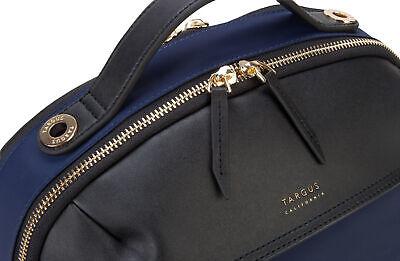 "TSB94501GL Targus Newport - Notebook carrying backpack - 15"" - navy - TSB94501GL"