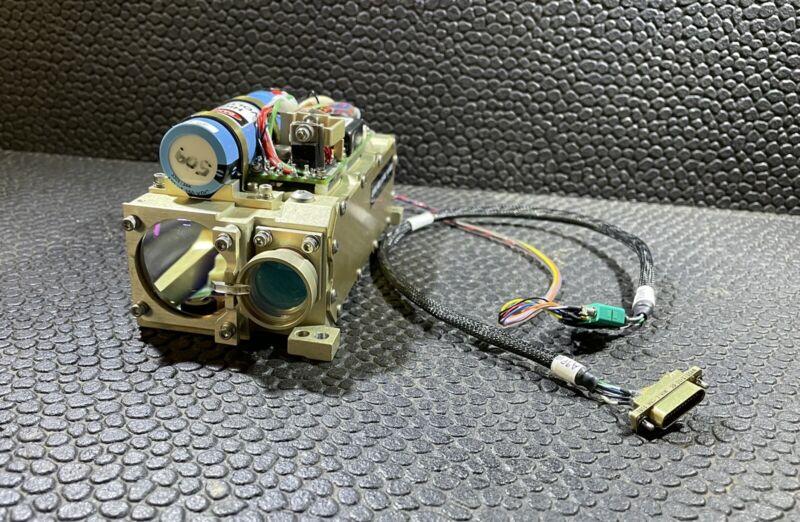 L3HARRIS ERBIUM ELRF-2 FLASH LAMP LASER LONG RANGE FINDER APD