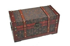Amazing Wooden Chest Trunks